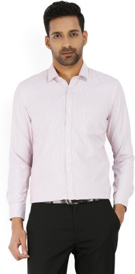 John Miller Men's Woven Casual Spread Shirt