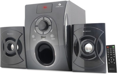 Zebronics ZEB-BT351 RUF Bluetooth Home Theatre(Black, 2.1 Channel)