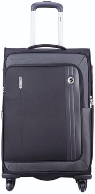 VIP Unicorn X 4W Exp Strolly Expandable  Check-in Luggage - 27 inch(Black)