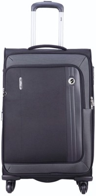 VIP Unicorn X 4W Exp Strolly Expandable  Cabin Luggage - 22 inch(Black)