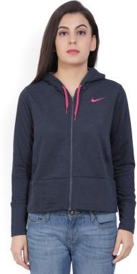 Nike Full Sleeve Solid Women