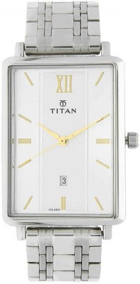 Titan 1738SM01  Analog Watch For Men