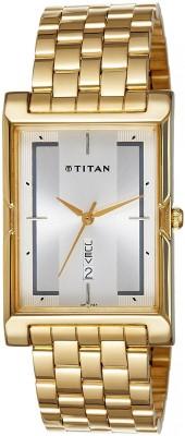 Titan 1641YCC  Analog Watch For Unisex
