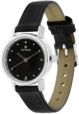 Titan 2572SL01  Analog Watch For Women