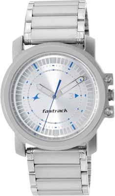 Fastrack 3039SM03 Upgrades Analog Watch For Men