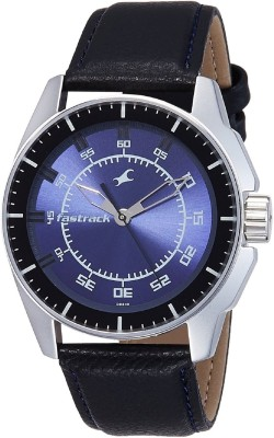 Fastrack 3089SL01 Analog Watch   For Men Fastrack Wrist Watches