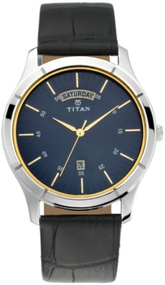 Titan 1767SL03 Neo Analog Watch For Men