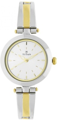 Titan 2574BM01  Analog Watch For Women