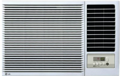 LG 1.5 Ton 3 Star Window AC  - White(LWA18CPXA, Copper Condenser)
