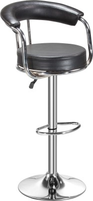 GTB Solid Wood Bar Stool(Finish Color - Red)