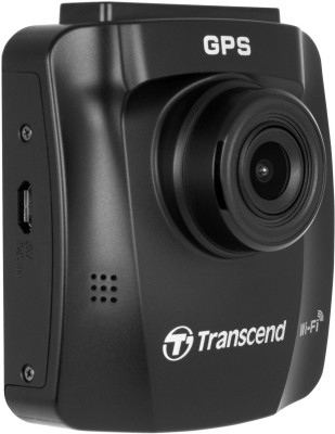 View Transcend Drive Pro TS16GDP230M Dash Camera Camcorder Camera(Black) Camera Price Online(Transcend)