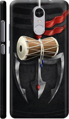 Elite Back Cover for Mi Redmi Note 4 Multicolor, Waterproof