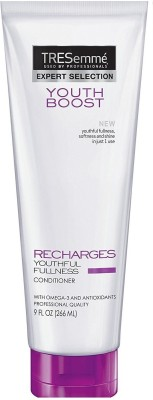 TRESemme Youth Boost Recharges Youthful Fullness Conditioner(266 ml)