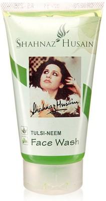 Shahnaz Husain Tulsi Neem  Face Wash(150 ml) Flipkart
