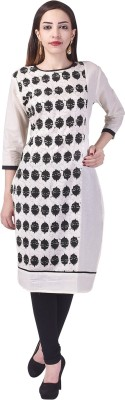 Lipsa Casual Floral Print Women's Kurti(Multicolor)  available at flipkart for Rs.199
