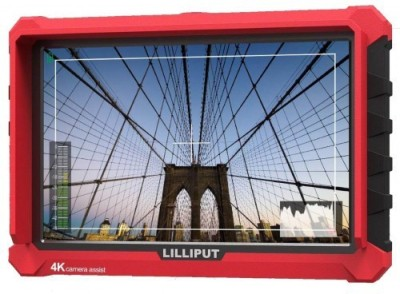 Lilliput 7 inch 4K Ultra HD Monitor(A7s - 7 4K)