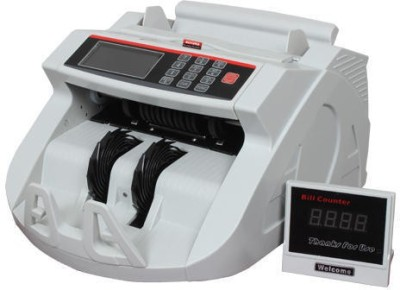 swaggers heavy duty 02 currency counting machine Note Counting Machine(Counting Speed - 1000 notes/min)  available at flipkart for Rs.4999