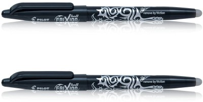 Pilot Frixion Roller Ball Pen(Pack of 2)  available at flipkart for Rs.200