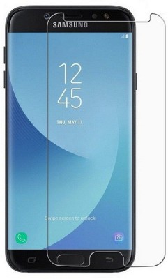 Power Tempered Glass Guard for Samsung Galaxy J7 Pro(Pack of 1)