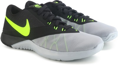 Nike FS LITE TRAINER 4 Training Shoes For Men(Black) 1