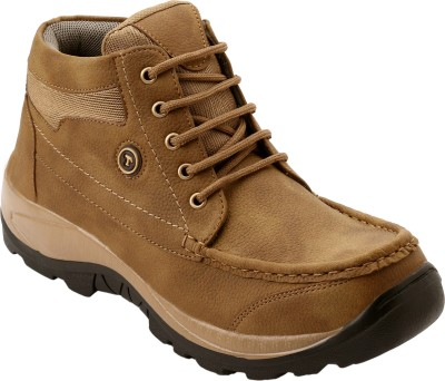 Imcolus Boots For Men(Brown)