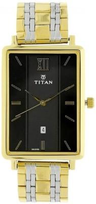 Titan 1738BM02  Analog Watch For Unisex