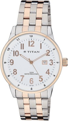 Titan NH9441KM02  Analog Watch For Men