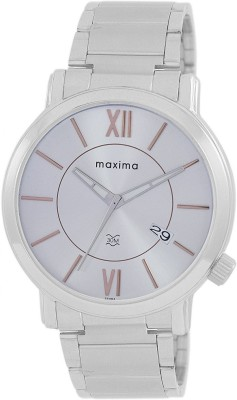 Maxima 25464CMGI  Analog Watch For Men