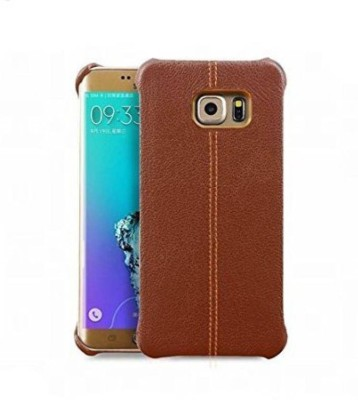 SAM GADGETS WORLD Back Cover for Samsung Galaxy S8 Plus(Brown)