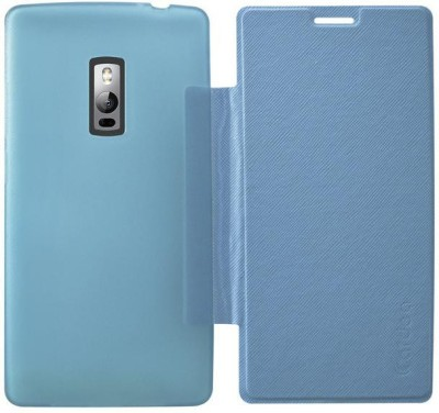 COVERNEW Flip Cover for OnePlus 2 Blue