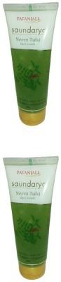 Patanjali Saundarya Neem-Tulsi  Face Wash(200 g)
