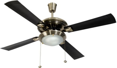 Usha Fontana One 1270 Antique Brass 4 Blade Ceiling Fan(Antique Brass)  available at flipkart for Rs.6099