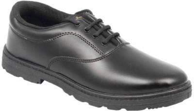 Ayan Boys & Girls Lace Running Shoes(Black)