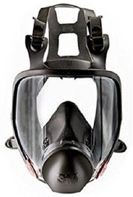 3M Full Facepiece Half Facepiece Medium 6800 Respirator