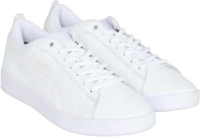 Puma PUMA 36520805 Womens Smash WNS v2 Leather Sneaker
