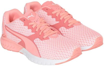 Puma IGNITE Dual New Core Wn s Walking Shoes For Women(Pink) at flipkart