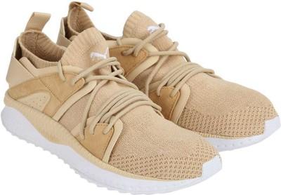 b408d69251d954 59% OFF on Puma TSUGI Blaze evoKNIT Sneakers For Men(Beige) on Flipkart