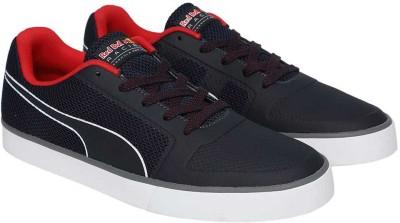 0d08d2d94245 45% OFF on Puma RBR Wings Vulc Running Shoes For Men(Blue) on Flipkart