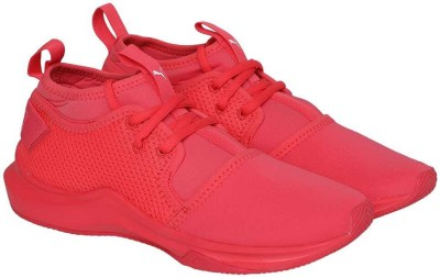 Puma Phenom Low Wn s Training & Gym Shoes For Women(Pink)  available at flipkart for Rs.5999
