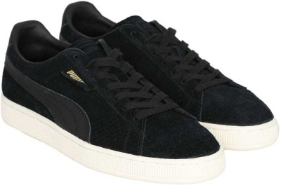 f156c723e71 40% OFF on Puma Suede Classic Perforation Sneakers For Men(Grey) on ...