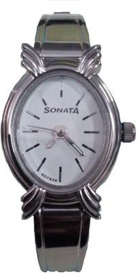 Sonata 8110SM01 Elite Analog Watch For Women