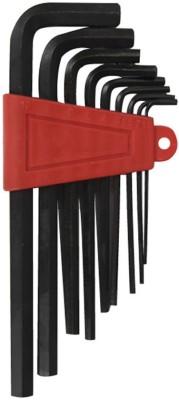 Dizionario 9 PCS Allen Key Set Allen Key Set  available at flipkart for Rs.225