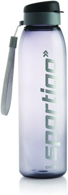 Cello Sportigo 1000 ml Bottle(Pack of 1, Grey)  available at flipkart for Rs.145