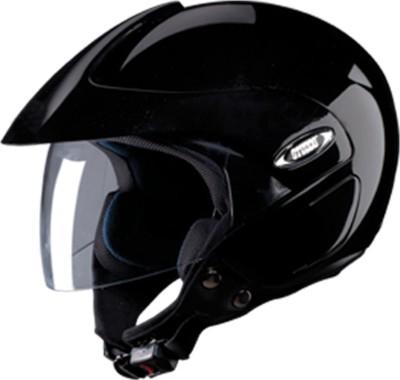 STUDDS MARSHAL(BLACK) Motorbike Helmet(Black)
