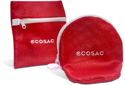 d7ff1fba8b2 View ECOSAC No Square Lingerie Wash Bag(Red) Price Online