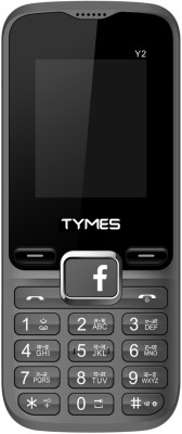 Tymes Y2(Grey & Black)