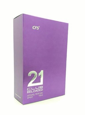 21 CLUB RELOADED CFS Perfume  -  100 ml(For Men & Women)  available at flipkart for Rs.398