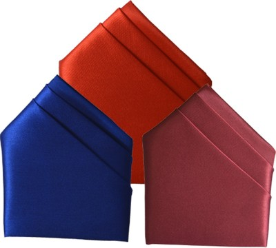 LOOPA Solid Polycotton Pocket Square