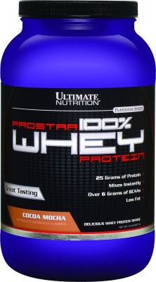Ultimate Nutrition Prostar 100% Whey Protein(2.39 kg, Chocolate)