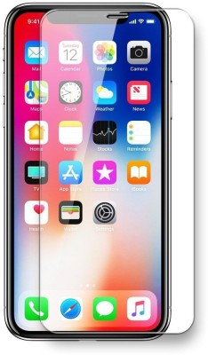 Vatsin Tempered Glass Guard for Apple iPhone X(Pack of 1)